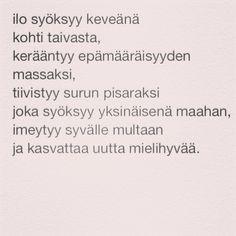 päivän runo 4.6.2014