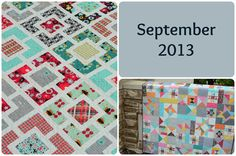 Hyacinth Quilt Designs: Garden Fence Quilt have this pattern