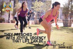 A Joyful Urgency