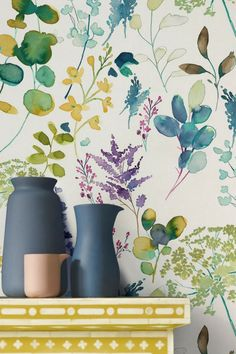 Wall Mural Colourful House Abstract Photo Wallpaper Poster XXL Wallpaper ws5