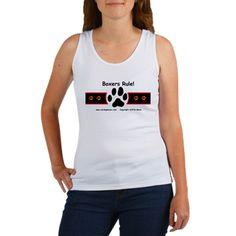 Boxers Rule! Women's Tank Top