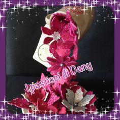 Topiary flowers cup  Cascata di fiori  Fommy