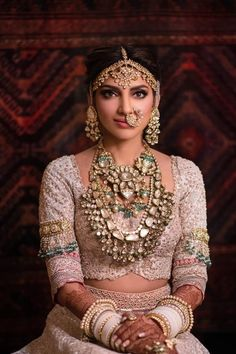 Loving Miheeka Bajaj's Wedding Look? Check out her wedding look book on the blog. Click on the link attached below for more such wedding inspiration, ideas and trends.  #indianweddings #shaadisaga #intimatewedding #celebritywedding #lockdownwedding #ranadaggubatiwedding #bridaljewellery #polkijewellery #emeraldjewellery #mathapatti #nath #ranihaar #indianweddingtrends #bridalfashion #southindianwedding