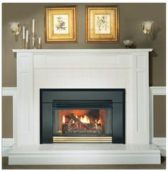 1000 images about fireplace on pinterest gas insert for Rumford fireplace insert