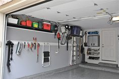 Awesome Garage Organizing Systems