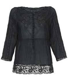 Always ready for some black lace...my addiction.