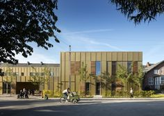 Gallery of Urban Hospice / NORD Architects - 2