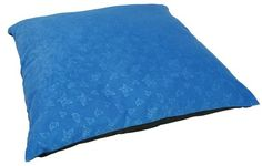 Dogit Butterfly Large Pillow Bed, Blue >>> Don't get left behind, see this great dog product : Pet dog bedding