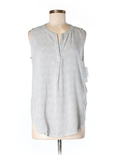 Check it out—Liz Claiborne Sleeveless Blouse for $11.99 at thredUP!