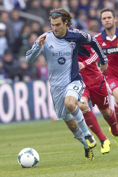 We love Graham Zusi and the rest of his Sporting KC teammates.
