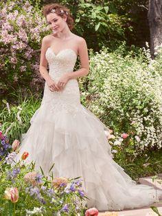 Rebecca Ingram Wedding Dress Millicent 7RN312