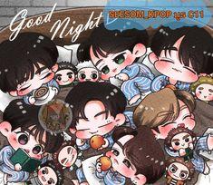 Got7 Fanart, I Got 7, Got7 Mark, Cute Illustration, Anime Art, Fan Art, Kpop, Cartoon, Bird