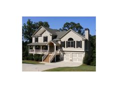 Gorgeous Cherokee County, GA home for sale for $244,500!  Finished basement with a kitchenette.  New hvac units!
