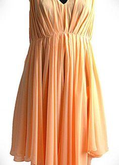 Kup mój przedmiot na #vintedpl http://www.vinted.pl/damska-odziez/dlugie-sukienki/13131096-sukienka-asos-jasny-pomarancz
