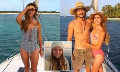TRAVELLING ON: The woman who makes thousands of dollars from sailing around the world