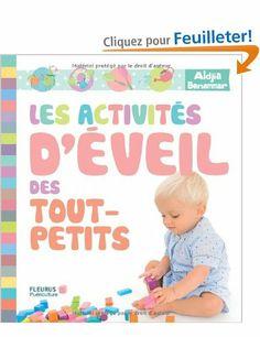 Les activités déveil des tout-petits: Amazon.fr: A. Benammar: Livres