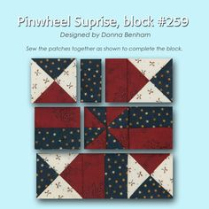 100 Blocks Sampler Sew Along   Block 18 + giveaway