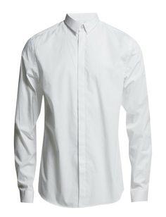 whyred white shirt.
