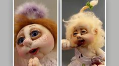 Sewing Dolls, Foam Crafts, Nylon Stockings, Soft Sculpture, Halloween Face Makeup, Teddy Bear, Toys, Videos, Youtube