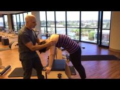 BASI Pilates Teaching moments : Full Pike