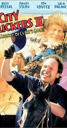 City Slickers II: The Legend of Curly's Gold(1994)