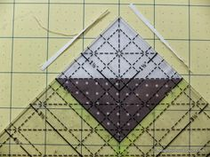 Neighborhood Quilt Club: Starting Point - Quilt Block Tutorial Pinwheel Quilt Pattern, Quilt Patterns, Quilt In A Day, Flannel Boards, Half Square Triangles, Block Of The Month, Pinwheels, Quilt Blocks, The Neighbourhood