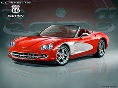 Gabetumblr - Chevrolet Corvette 'Route 66' Edition Design...