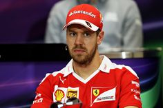 Sebastian Vettel / Scuderia Ferrari / Formula 1 / World Champion / Germany