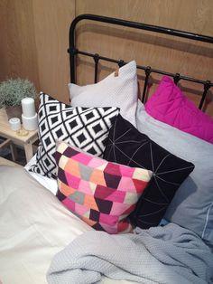 Södahl Pillows, Throw Pillows, Bed, Home