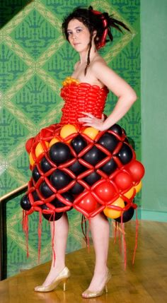 Dress Twist Balloon