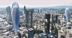 Hyper Filter, edificio mangia inquinamento