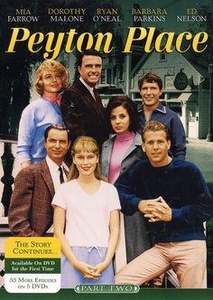 """""""Peyton Place, starring Dorothy Malone as Constance McKenzie"""".  Always remember that opening line!"""