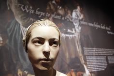 More than 400 years after the first female settlers arrived at Jamestown, the trail of evidence they left behind is thin and elusive. bit.ly/1XFpcHV -- Mark St. John Erickson