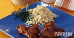Unas alitas de pollo dulce para chuparse los dedos #nestlecocina #recetas