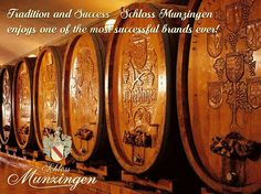 Tradition and Success - Schloss Munzingen enjoys one of the most successful product brands ever!  #SchlossMunzingen #SchlossMunzingenCanada #nonalcoholic #wine #lcbo #ontario