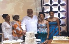 PHOTOS: JERRY JOHN RAWLINGS' 70th BIRTHDAY IN PICTURES