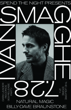 Show poster for Ivan Smagge