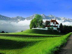 Igls, Alpes, Austria