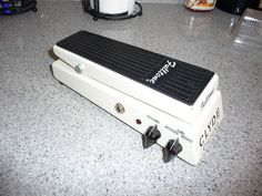 Fulltone Clyde Deluxe Wah Guitar Effect Pedal White