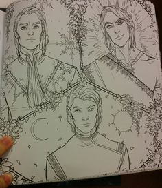 The High Lords: DAYYUUUUUMMM they're Hot *Fans face ACOMAF ACOWAR ACOTAR, I think I'm developing crushes. Why can't I be normal?.. SUMMER AUTUM WINTER