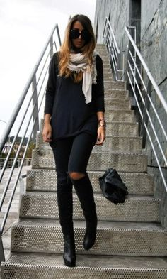 Super simple and chic.