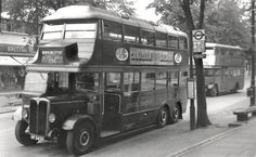 Routemaster, Double Decker Bus, Red Bus, Bus Coach, St Albans, London Bus, London Transport, Watford, British History