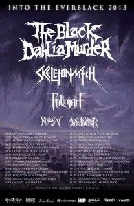 SKELETONWITCH Announces Tour With The Black Dahlia Murder