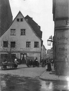 Zum Nussbaum, Nikolaiviertel, Berlin, 1903