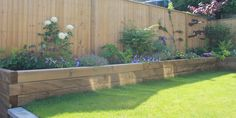 Raised garden bed ideas - browse our top tips for using raised beds or timber sleepers to give you and your garden a wealth of benefits.