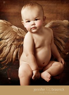 Angel Baby- Cute Picture