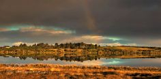 #nature Sunrise Rainbow by mauraseabrooke