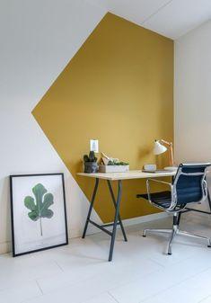 Peinture Réveiller L U0026 Intérieur Blanc, Espace Bureaux Moderne De