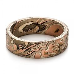 One of the coolest men's wedding rings I have ever seen from Joseph Jewelry. If it was smaller I would wear it.