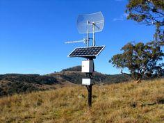 DIY remote area internet